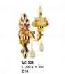 Đèn tường nến VC 021