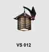 Đèn tường gỗ VS 012