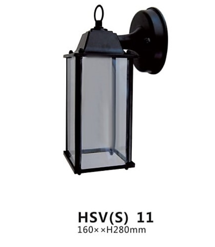 Đèn tường ngoại thất HSVS 11