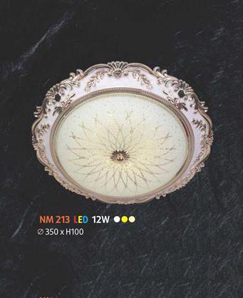Đèn áp trần đồng NM 213