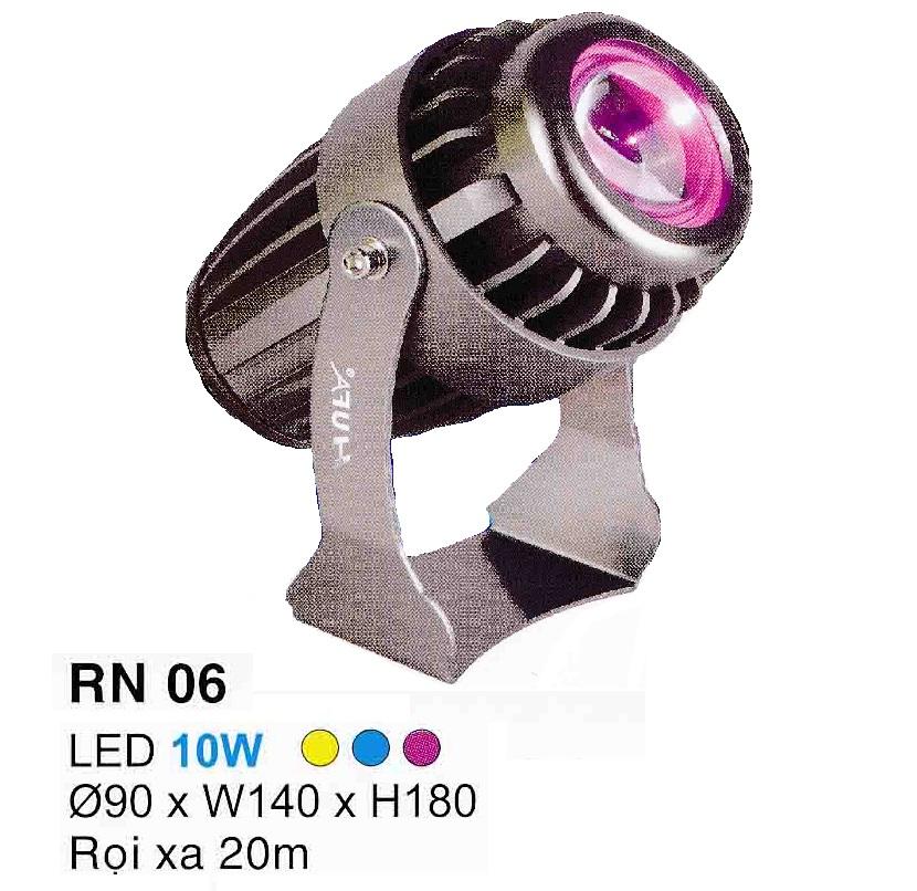Đèn led pha rọi mặt tiền RN 06