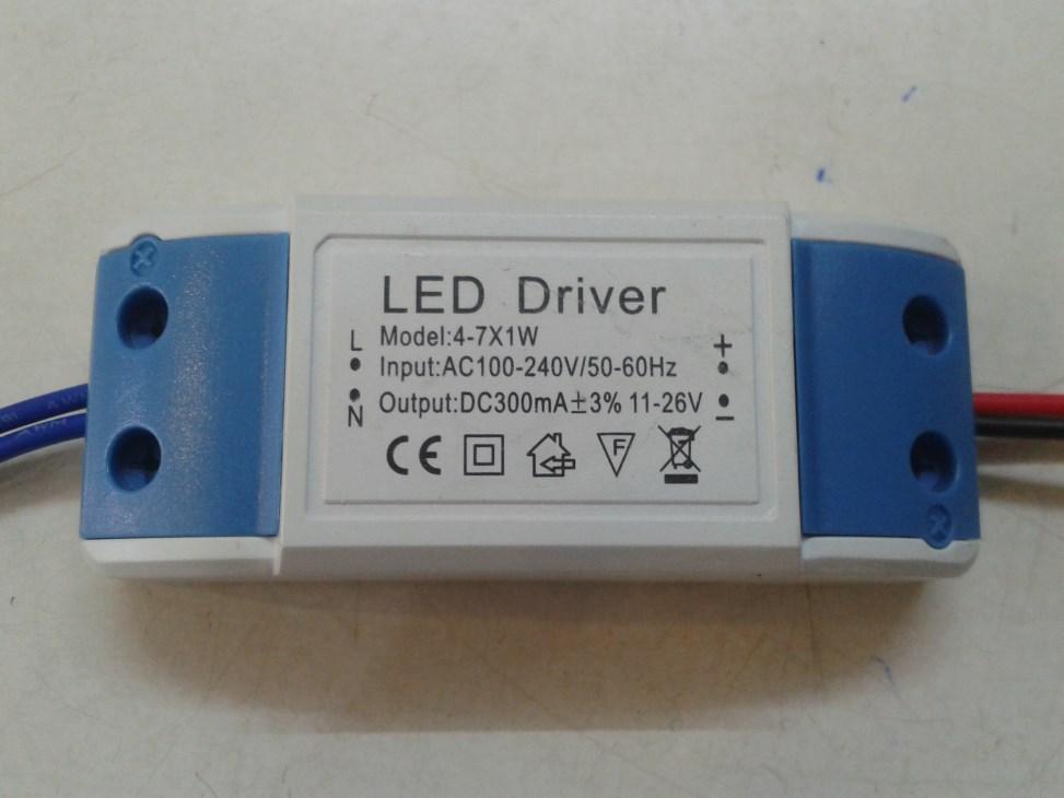 Tăng phô đèn led siêu mỏng 4-7W