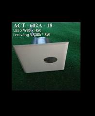Đèn âm cầu thang ACT 602A-18