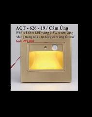 Đèn âm cầu thang ACT 626-19