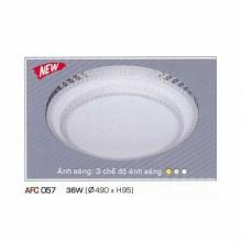 Đèn áp trần led 3 chế độ AFC 057 36W 3C