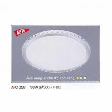 Đèn áp trần led 3 chế độ AFC 058 36W 3C