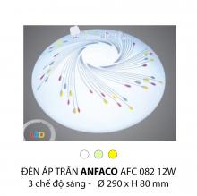 Đèn áp trần led 3 chế độ AFC 082 12W 3C