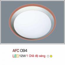 Đèn áp trần led 1 chế độ Đèn áp trần led 094 12W 1C