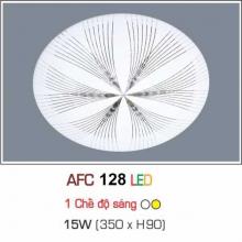 Đèn áp trần led 1 chế độ Đèn áp trần led 128 15W 1C