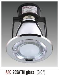 Đèn lon âm trần kiếng AFC 285 ATM glass 3.0