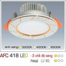 Đèn downlight led 3 chế độ AFC 418 7W 3C