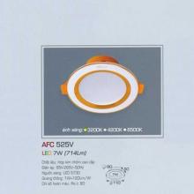 Đèn downlight led 1 chế độ AFC 525V 7W