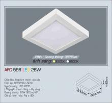 Đèn led nổi cao cấp 1 chế độ AFC 556 28W