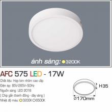 Đèn led nổi cao cấp 1 chế độ AFC 575 7W