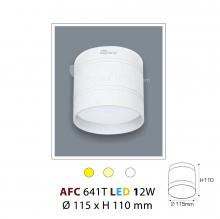 Đèn lon nối led AFC 641T 12W