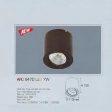 Đèn lon nối led AFC 647D 7W
