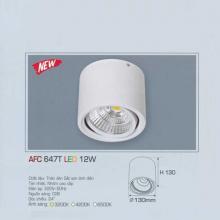Đèn lon nối led AFC 647T 12W