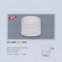 Đèn lon nối led AFC 648T 12W 1C