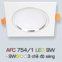 Đèn downlight led 3 chế độ AFC 754/1 9W 3C