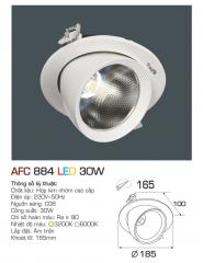 Đèn pha tiêu điểm led AFC 884 30W