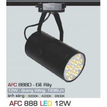 Đèn pha tiêu điểm led AFC 888RD 12W