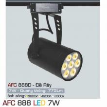 Đèn pha tiêu điểm led AFC 888RD 7W