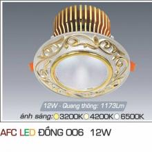 Đèn led chiếu sáng cao cấp AFC ĐỒNG 006 12W
