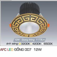 Đèn led chiếu sáng cao cấp AFC ĐỒNG 007 12W