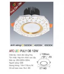 Đèn led chiếu sáng cao cấp AFC PULY 08 12W