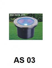 Đèn âm sàn AS 03