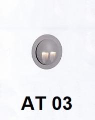 Đèn âm cầu thang AT 03