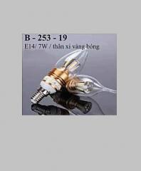 Bóng đèn trang trí B 253-19