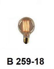 Bóng đèn trang trí B 259-18