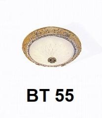 Đèn mâm áp trần BT 55