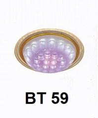 Đèn mâm áp trần BT 59