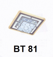 Đèn mâm áp trần BT 81