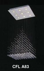 Đèn thả dây pha lê CFL A83