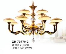 Đèn chùm LED CH 7077/12