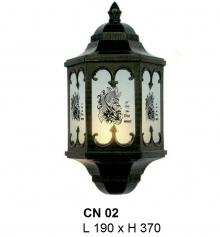 Đèn chống nổ CN 02