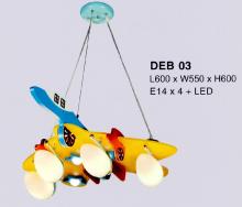 Đèn trẻ em DEB 03