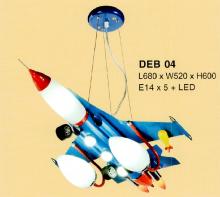 Đèn trẻ em DEB 04