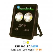 Đèn pha led  FAD 100W