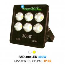 Đèn pha led  FAD 300W