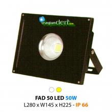 Đèn pha led  FAD 50W