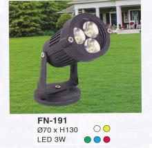 Đèn ghim cỏ FN 191