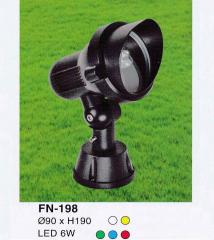 Đèn ghim cỏ FN 198