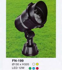 Đèn ghim cỏ FN 199