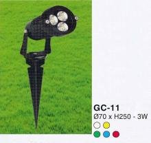 Đèn ghim cỏ GC 11