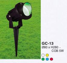 Đèn ghim cỏ GC 13