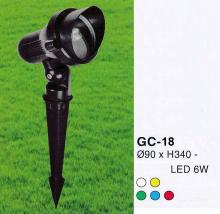 Đèn ghim cỏ GC 18